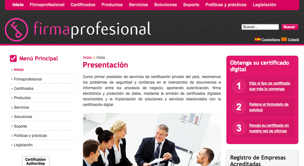 Home firma professional